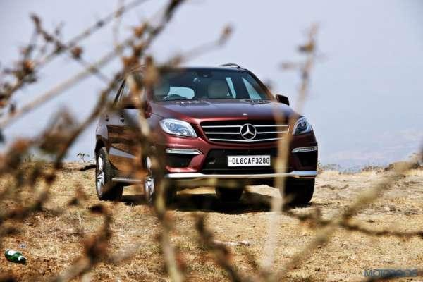 Mercedes-Benz ML 63 AMG off road(34)