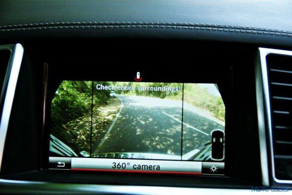 Mercedes-Benz ML 63 AMG panoramic camera(127)