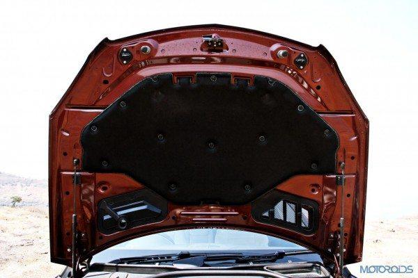 Mercedes-Benz ML 63 AMG sound deadening (48)