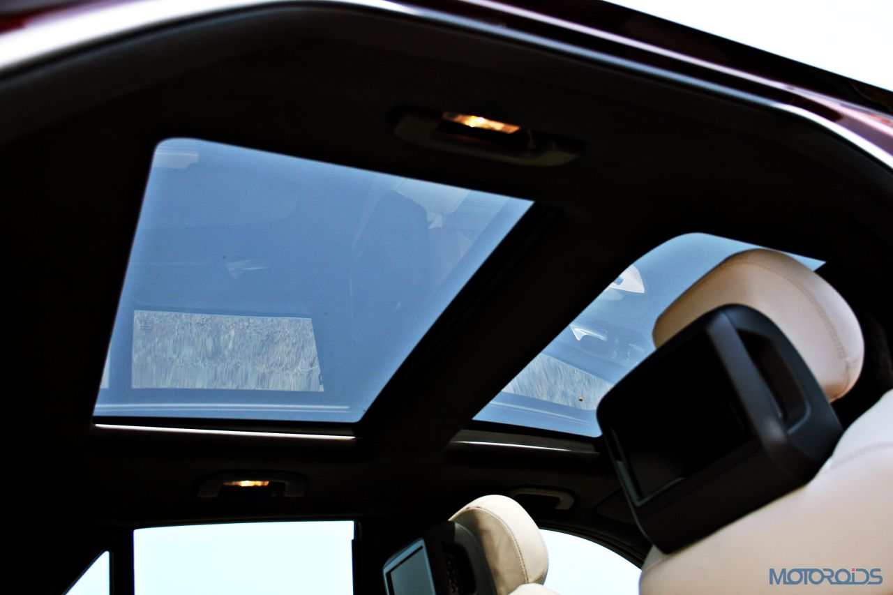 Mercedes benz ml 63 amg sunroof 60 for Mercedes benz sunroof