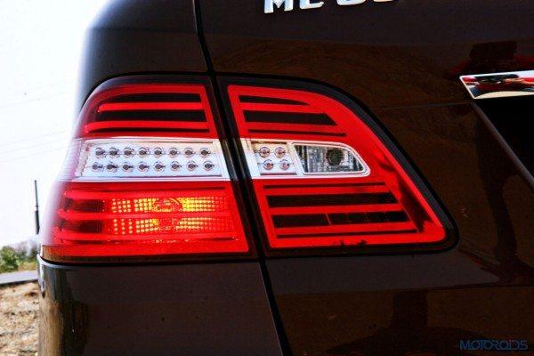 Mercedes-Benz ML 63 AMG tail light (50)