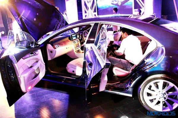 Mercedes CLS 250 CDI India (32)