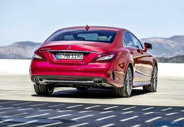 Mercedes CLS Class 250 CDI India launch (3)