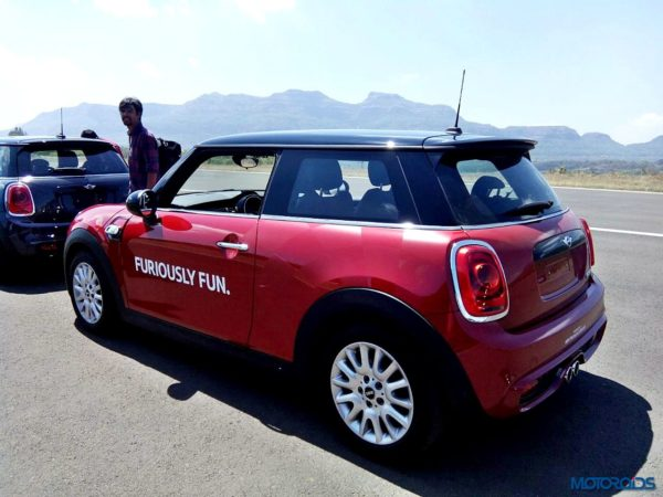 Mini Cooper S India launch (18)