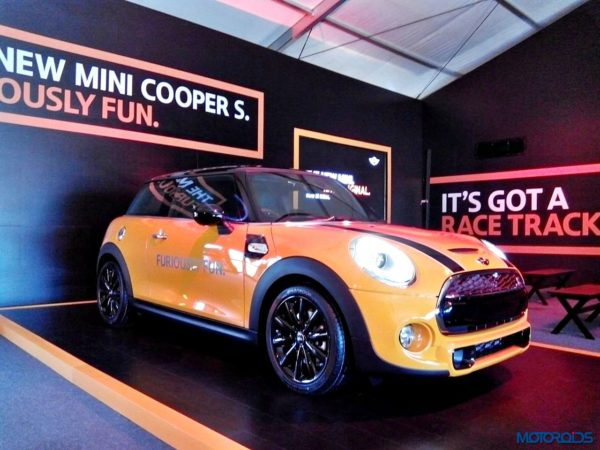 Mini Cooper S India launch (2)