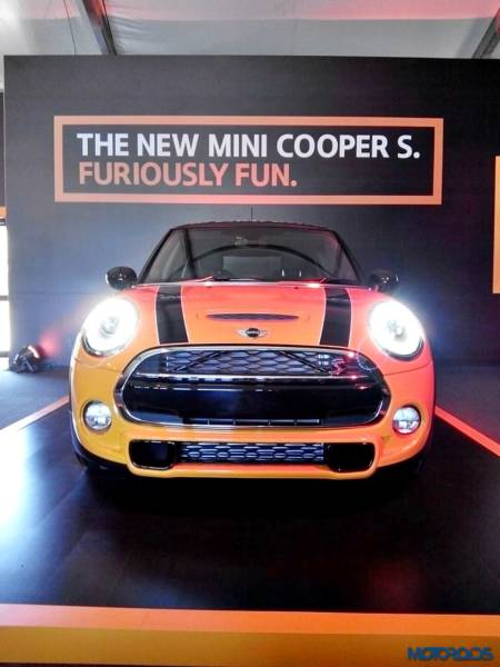Mini Cooper S India launch (3)