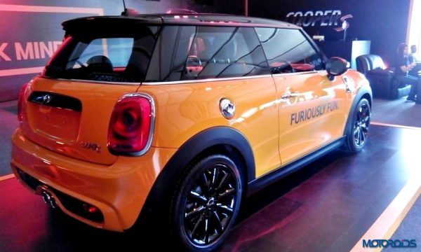 Mini Cooper S India launch (6)