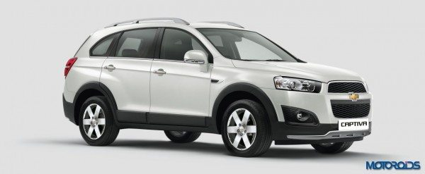 New 2015 Chevrolet Captiva facelift update (1)