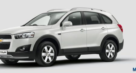 New 2015 Chevrolet Captiva facelift update (2)