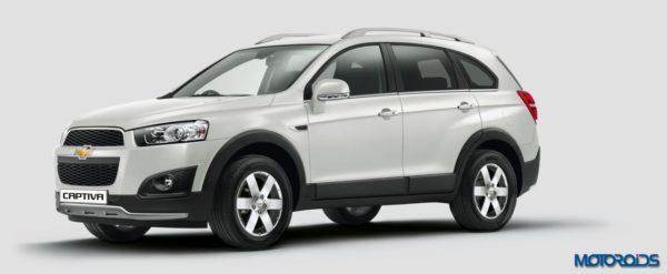 New 2015 Chevrolet Captiva facelift update (2)