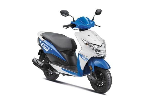 New Honda Dio Now Available in Delhi