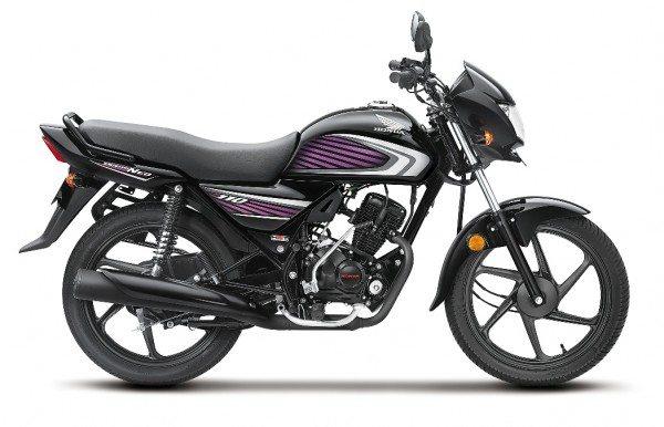 New Honda Dream Neo Now Available in Delhi