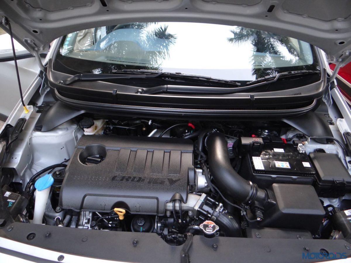 New Hyundai i20 Active crdi motor(210)