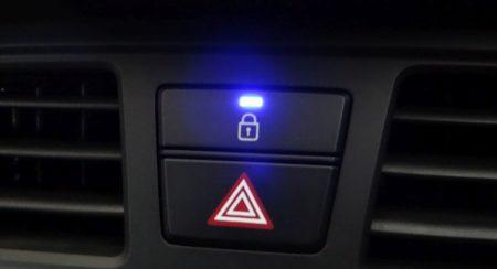 New Hyundai i20 Active hazard light switch (23)