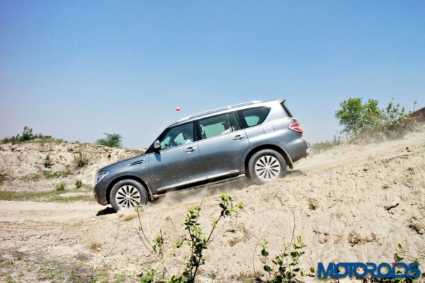 Nissan Patrol India review (15)