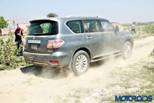 Nissan Patrol India review (31)