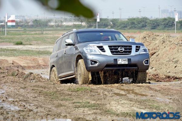 Nissan Patrol India review (4)