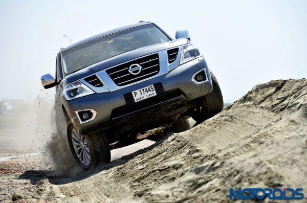 Nissan Patrol India review (6)