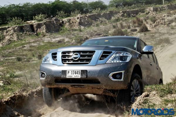 Nissan Patrol off road (11)