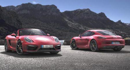 Porsche-boxter-gts-cayman-gts