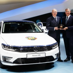 "The new Volkswagen Passat is Europe's ""Car of the Year 2015″"