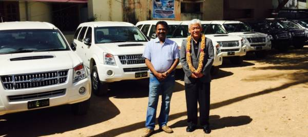 Ramesh Babu - From Ramesh Tours & Travels