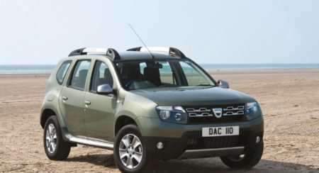 Renault - Dacia Duster 4x4 125 TCE - Official Image - 1