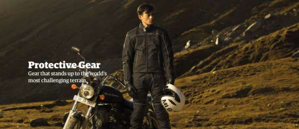Royal Enfield Online Store - 1