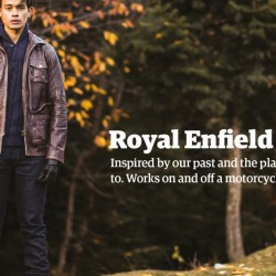 Royal Enfield accessories and gear now available on official online store