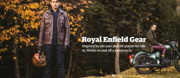 Royal Enfield Online Store - 2