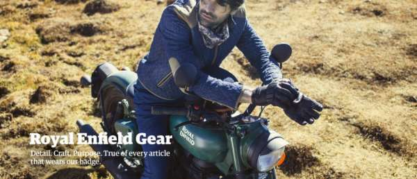 Royal Enfield Online Store - 3