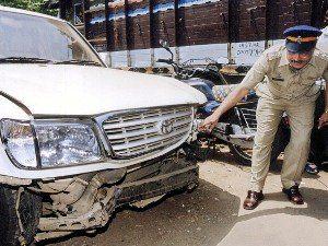 Salman Khan hit-and-run Toyota Land Cruiser