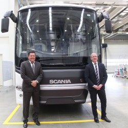 Scania inaugurates INR 300 crore bus manufacturing facility in India