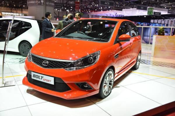 Tata Bolt Sport - Geneva Motor Show - 2