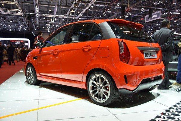 Tata Bolt Sport - Geneva Motor Show - 3