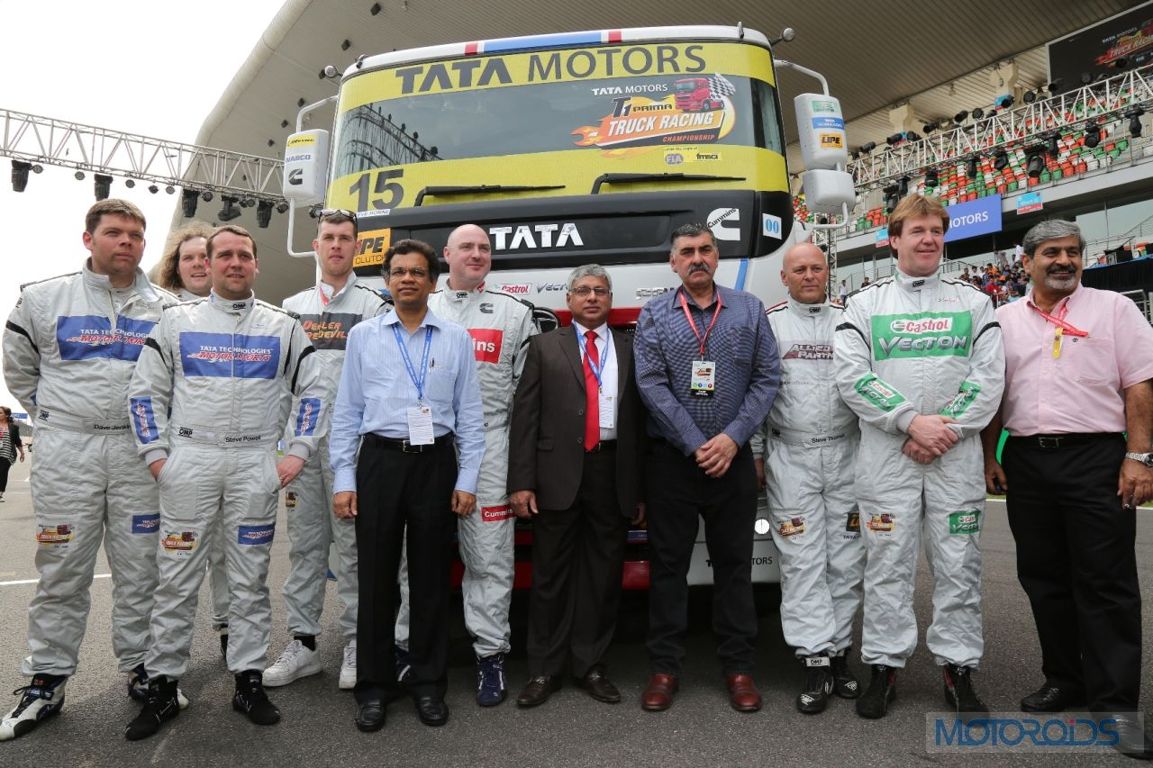 five forces on tata motors