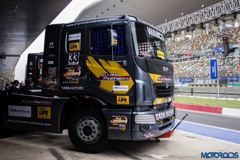 Tata T1 Prima truck racing 2015 (15)