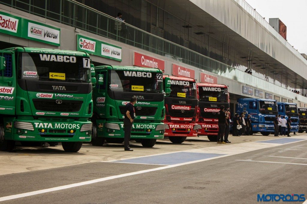 Tata T1 Prima truck racing 2015 (4)