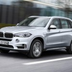 BMW X5 Plug-in Hybrid Revealed