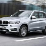 BMW X5 Plug-in Hybrid Revealed