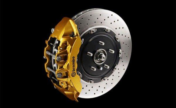Brembo disc brake
