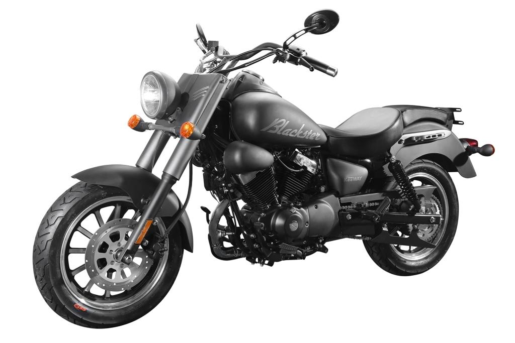 Benelli Keeway Blackster 250 Cruiser Expected To Reach