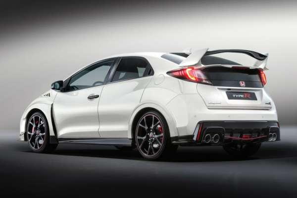 new 2015 honda Civic Type R Geneva Motor Show (11)
