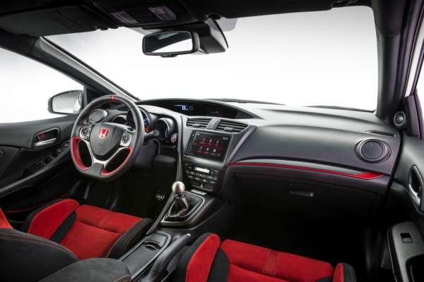 new 2015 honda Civic Type R Geneva Motor Show (9)