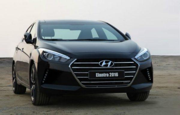 new 2016 Hyundai Elantra