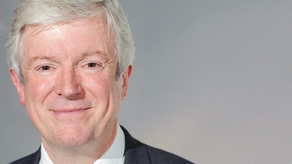 Tony Hall the new director-general of the BBC