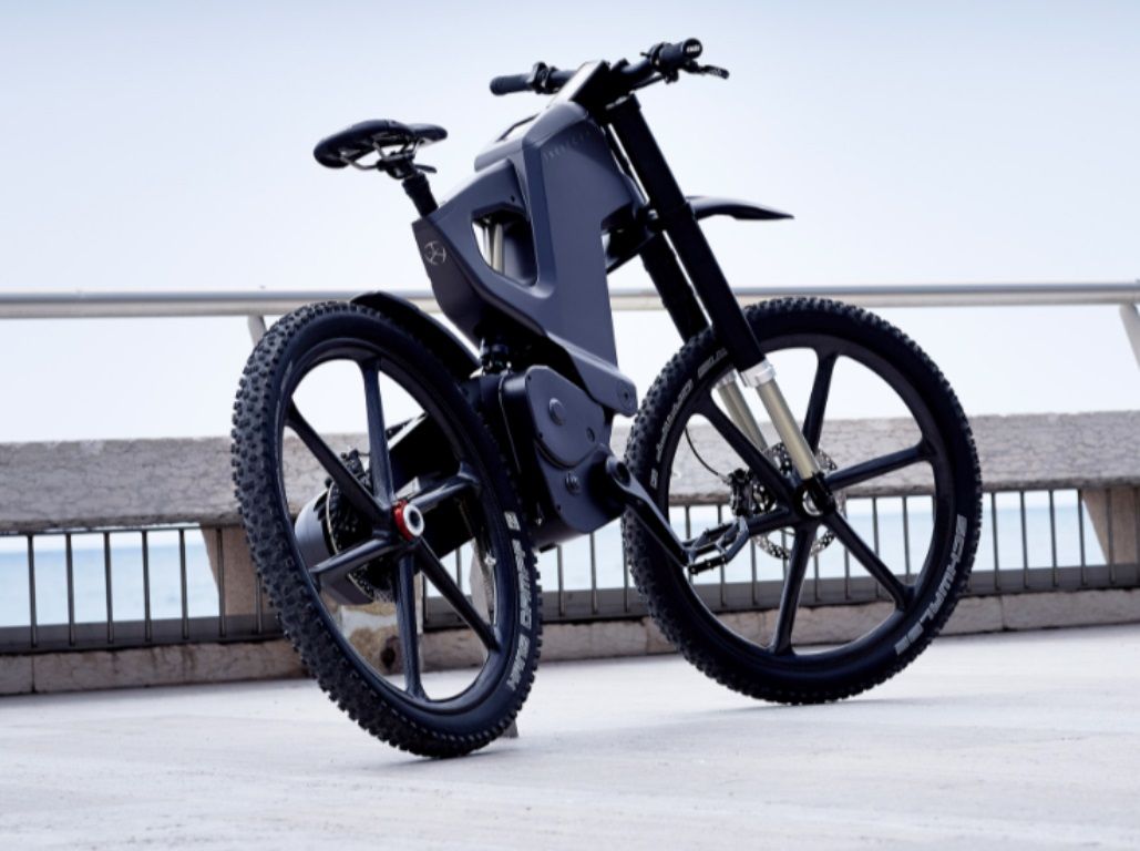 this hi performance trefecta e bike is so cool we want. Black Bedroom Furniture Sets. Home Design Ideas
