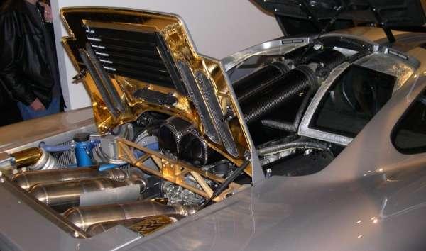 1996 McLaren F1 engine