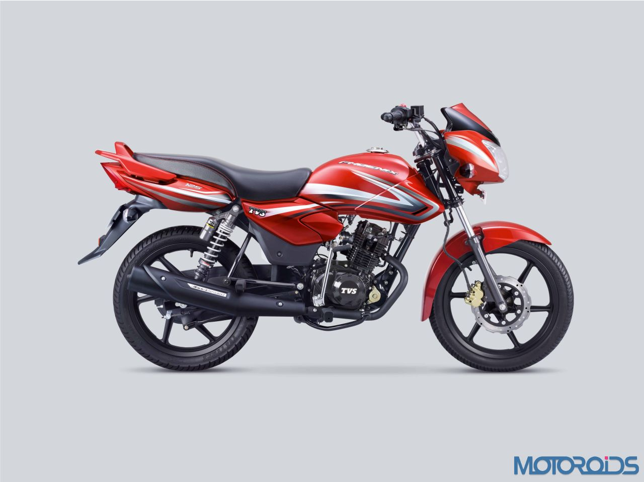 2015 Tvs Phoenix 125 Launched In India At Rs 51 990 Motoroids