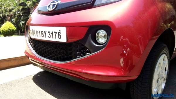 2015 Tata Nano GenX bumper and fog lamps(8)